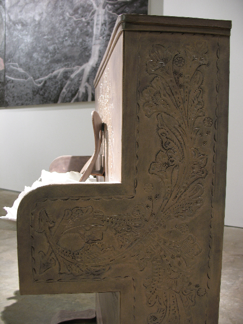 Untitled (piano, detail)